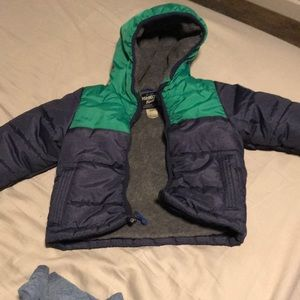 Boys Oshkosh B'gosh coat